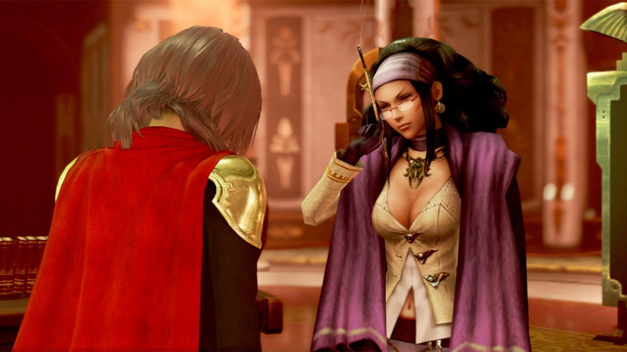 Final Fantasy Type-0 HD im US Launch Trailer