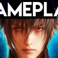 Final Fantasy XV Demo-Gameplay