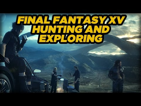 Final Fantasy XV Gameplay-Videos von der PAX East 2015