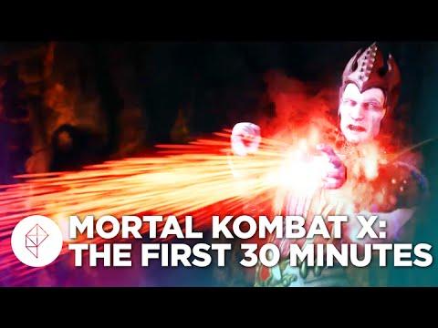 Mortal Kombat X: Die ersten 30 Minuten der Kampagne