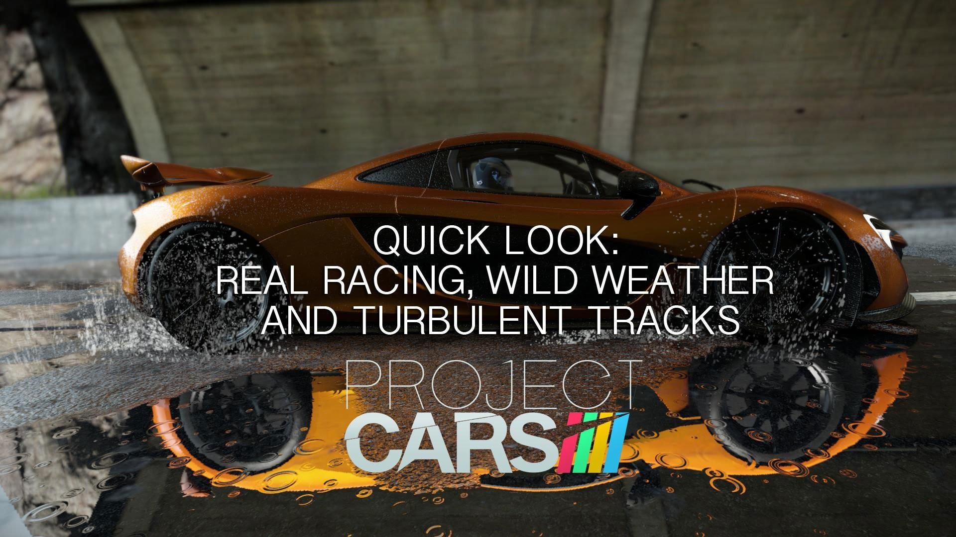 Project CARS erneut verschoben