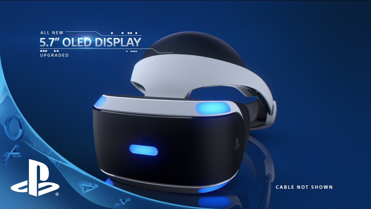 Project Morpheus GDC 2015 Trailer
