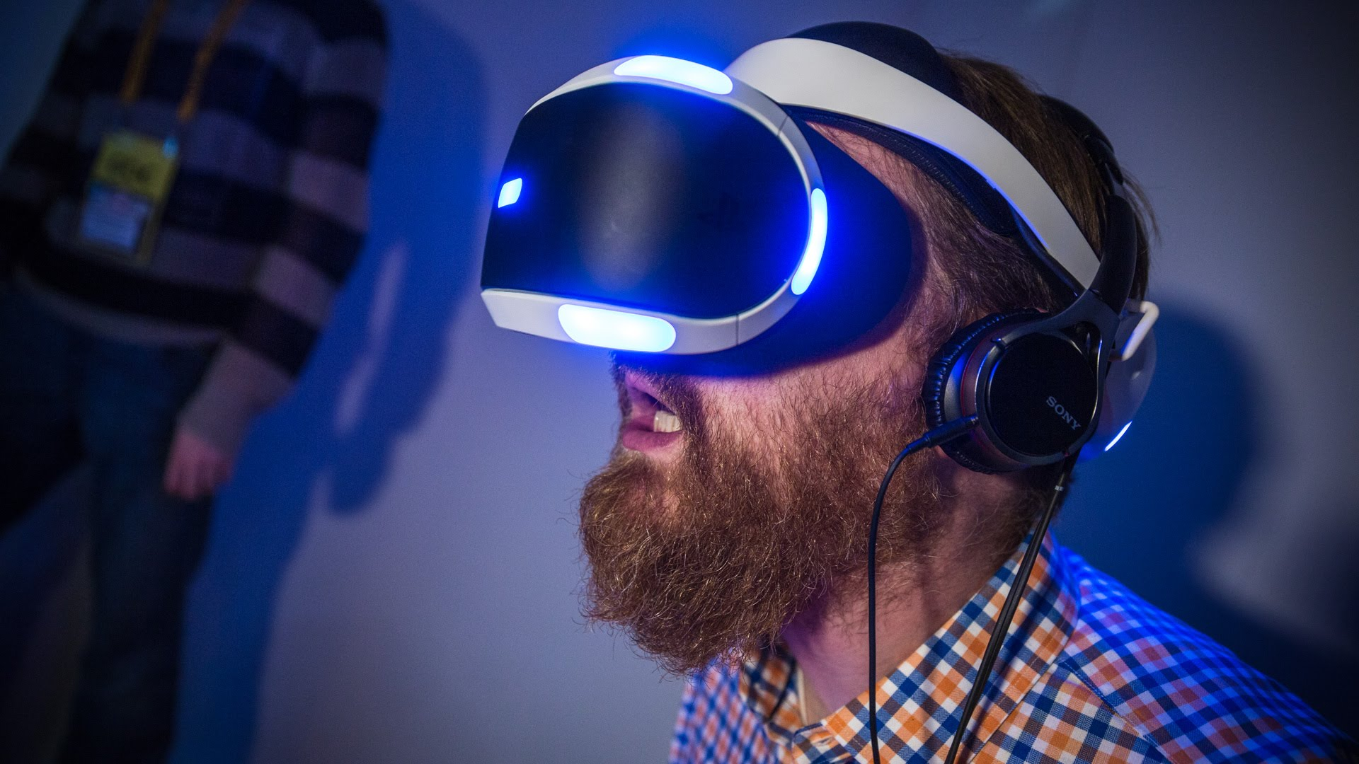 Project Morpheus Hands on Video