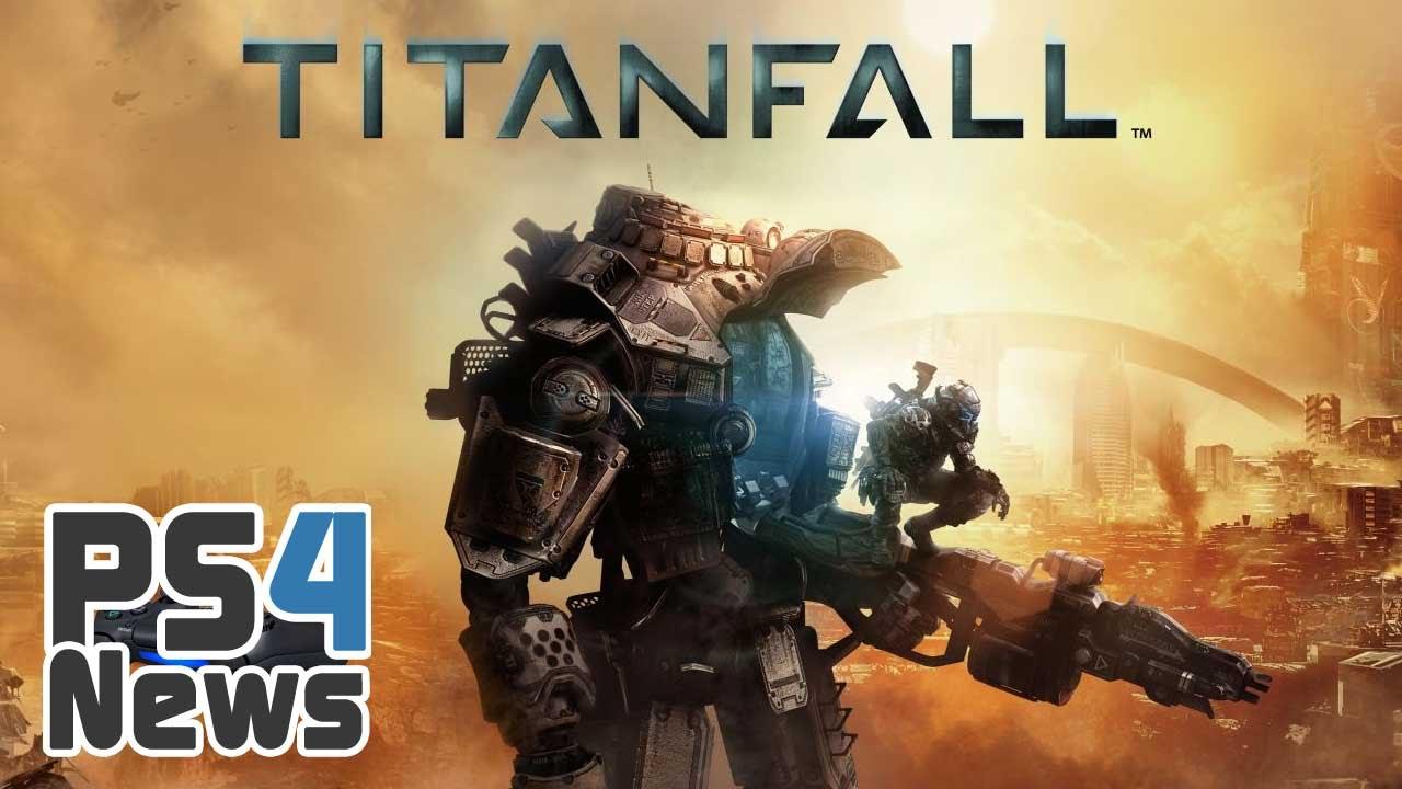 Titanfall 2 für PS4 angekündigt