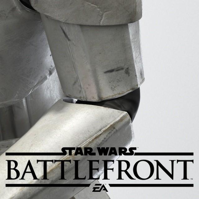 Star Wars Battlefront auf ersten Teaser-Bildern