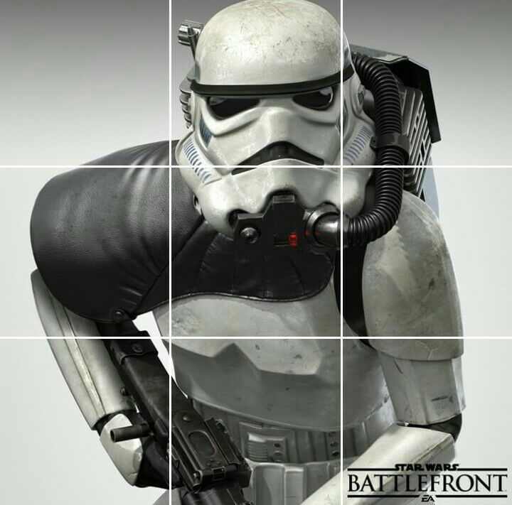 Star Wars Battlefront: Alle Teaser-Bilder zusammengesetzt