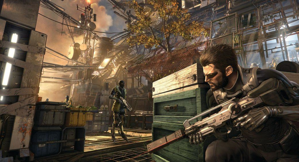 Deus Ex Mankind Divided angekündigt