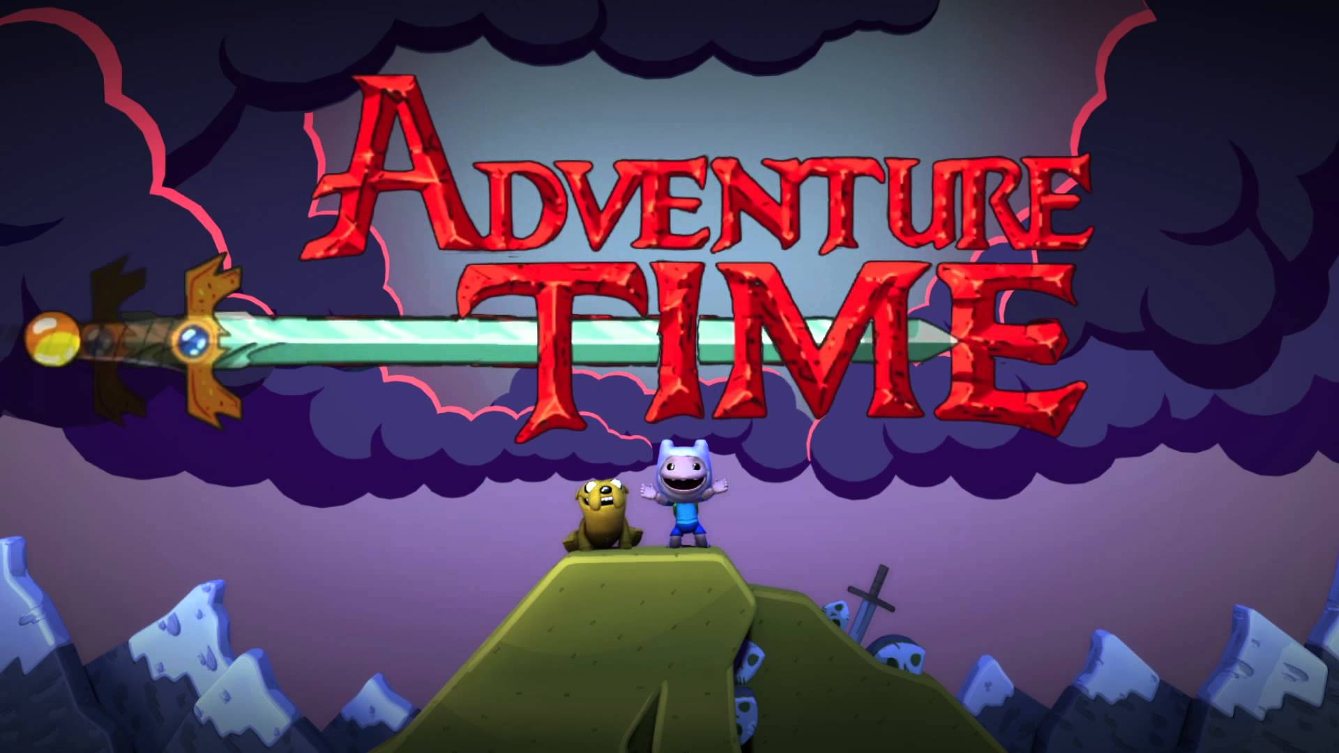 LittleBigPlanet 3: Adventure Time DLC im Video