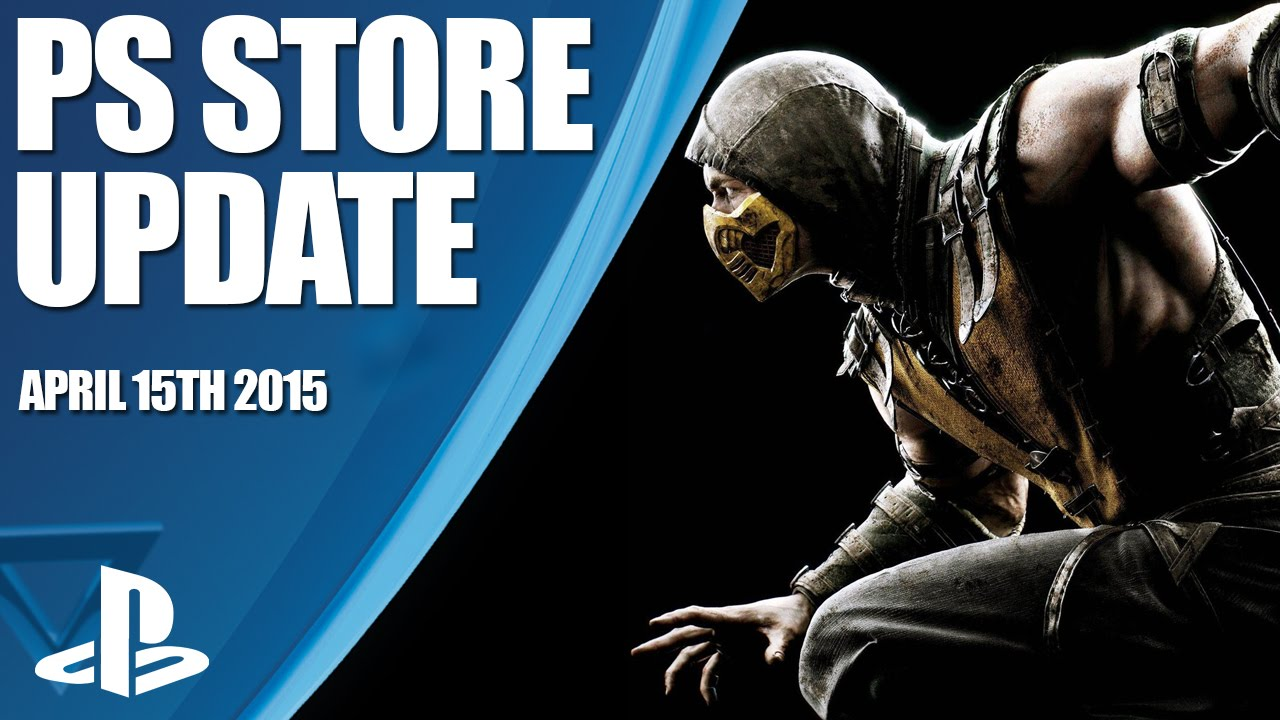 PlayStation Store EU Update mit Mortal Kombat X, Costume Quest 2 und We Are Doomed