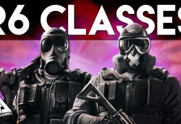 Rainbow Six Siege: Video zeigt die Charakter-Klassen