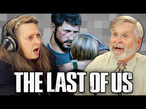 Random Time! Alte Leute Spielen The Last of Us
