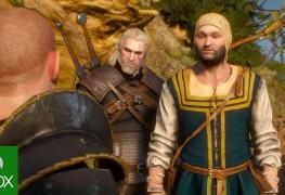 "The Witcher 3 Wild Hunt ""Precoious Cargo""-Quest im Video"