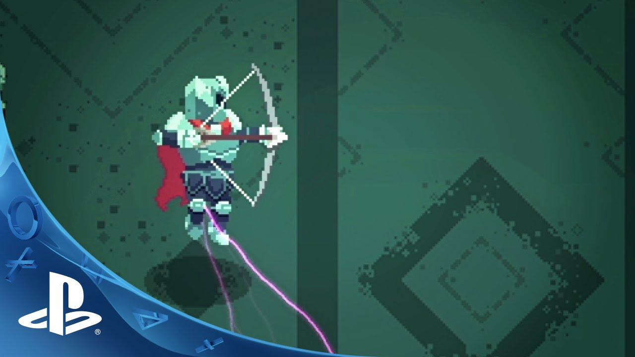 Titan Souls im Launch Trailer