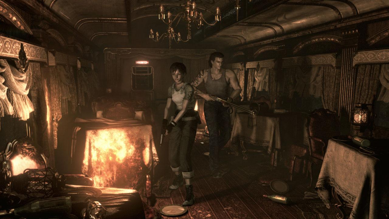 Resident Evil Zero HD erscheint Anfang 2016