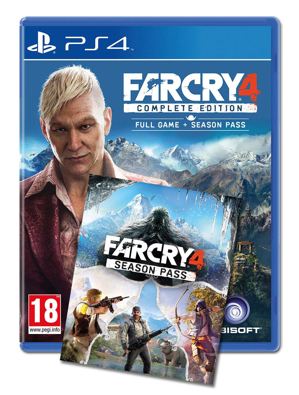 Far Cry 4 Complete Edition ab 18. Juni erhältlich