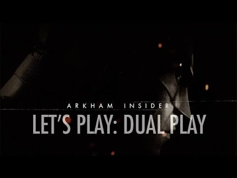 Batman Arkham Knight Dual-Play Kampfsystem im Video