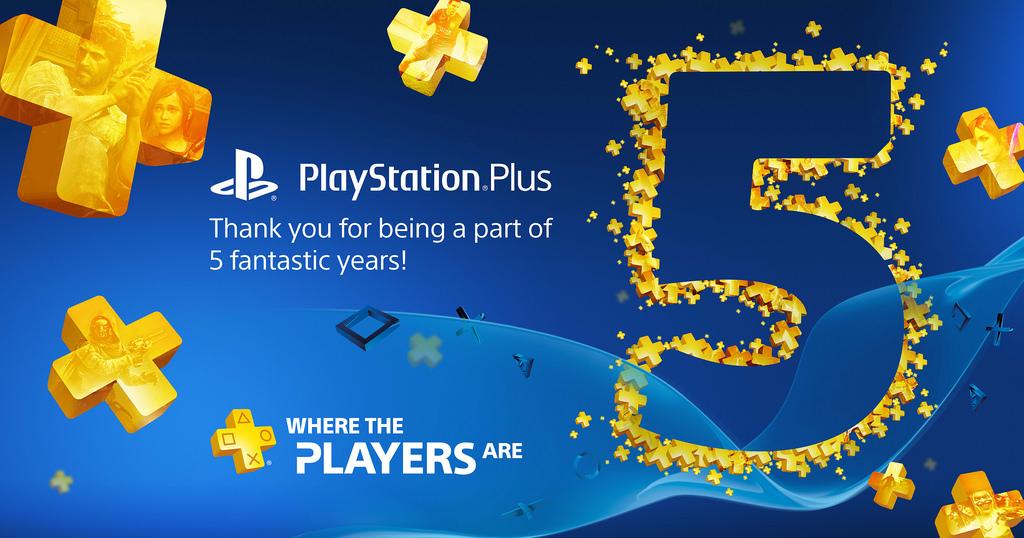 PS Plus: Sony mit Geschenk für PS Plus Kunden der ersten Stunde