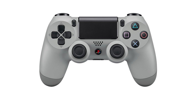 20th Anniversary DualShock 4 ab September erhältlich