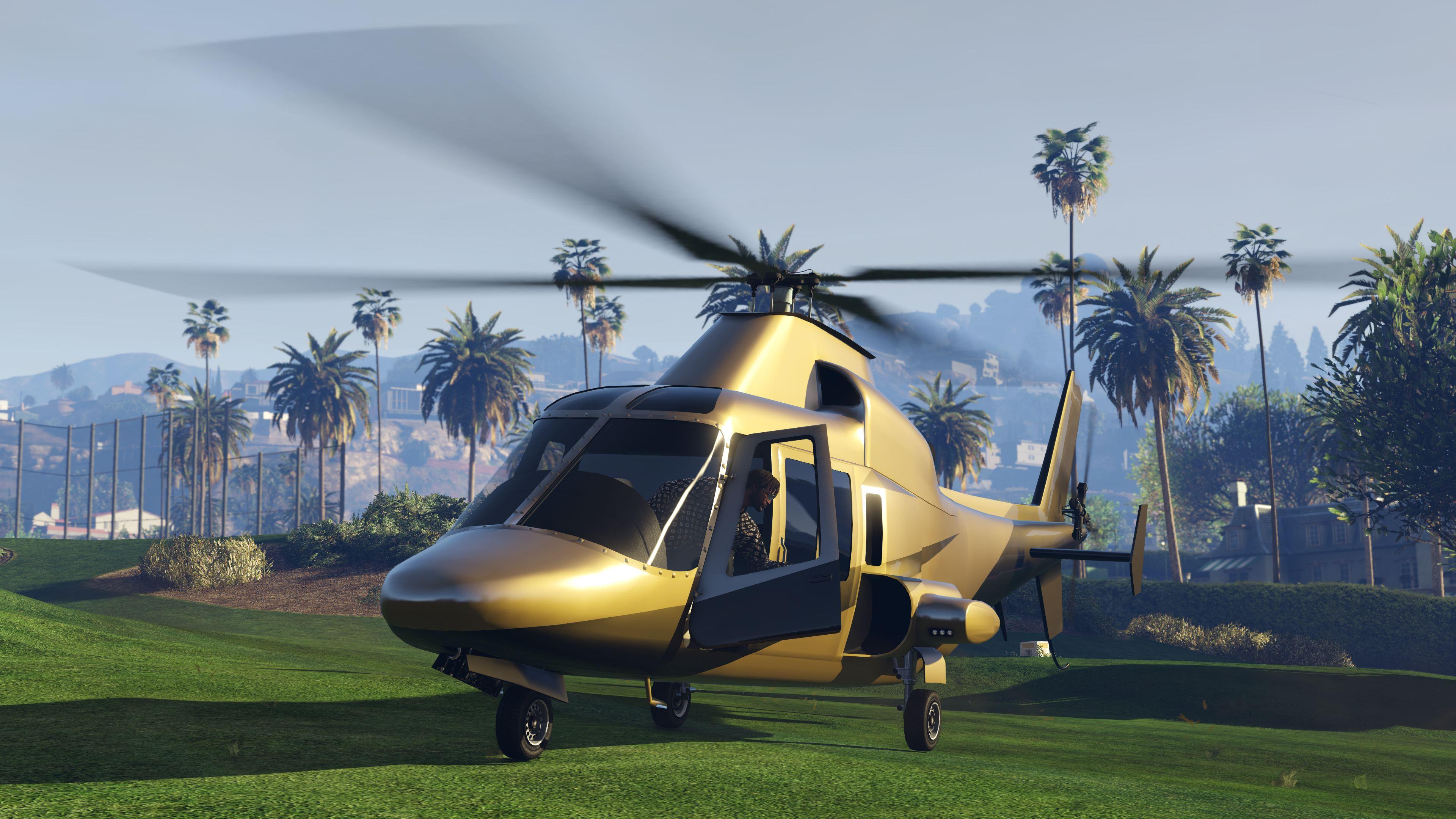 GTA Online bekommt am Mittwoch neue Inhalte