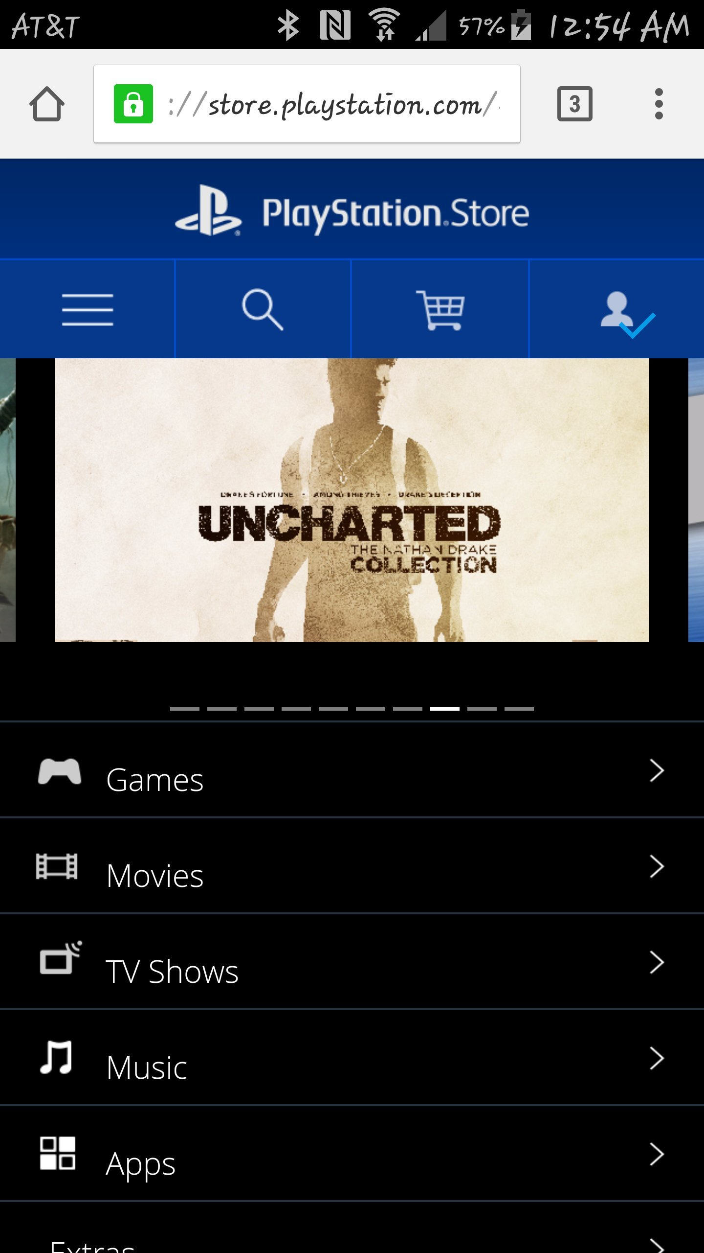 Uncharted Trilogie wird heute vorgestellt