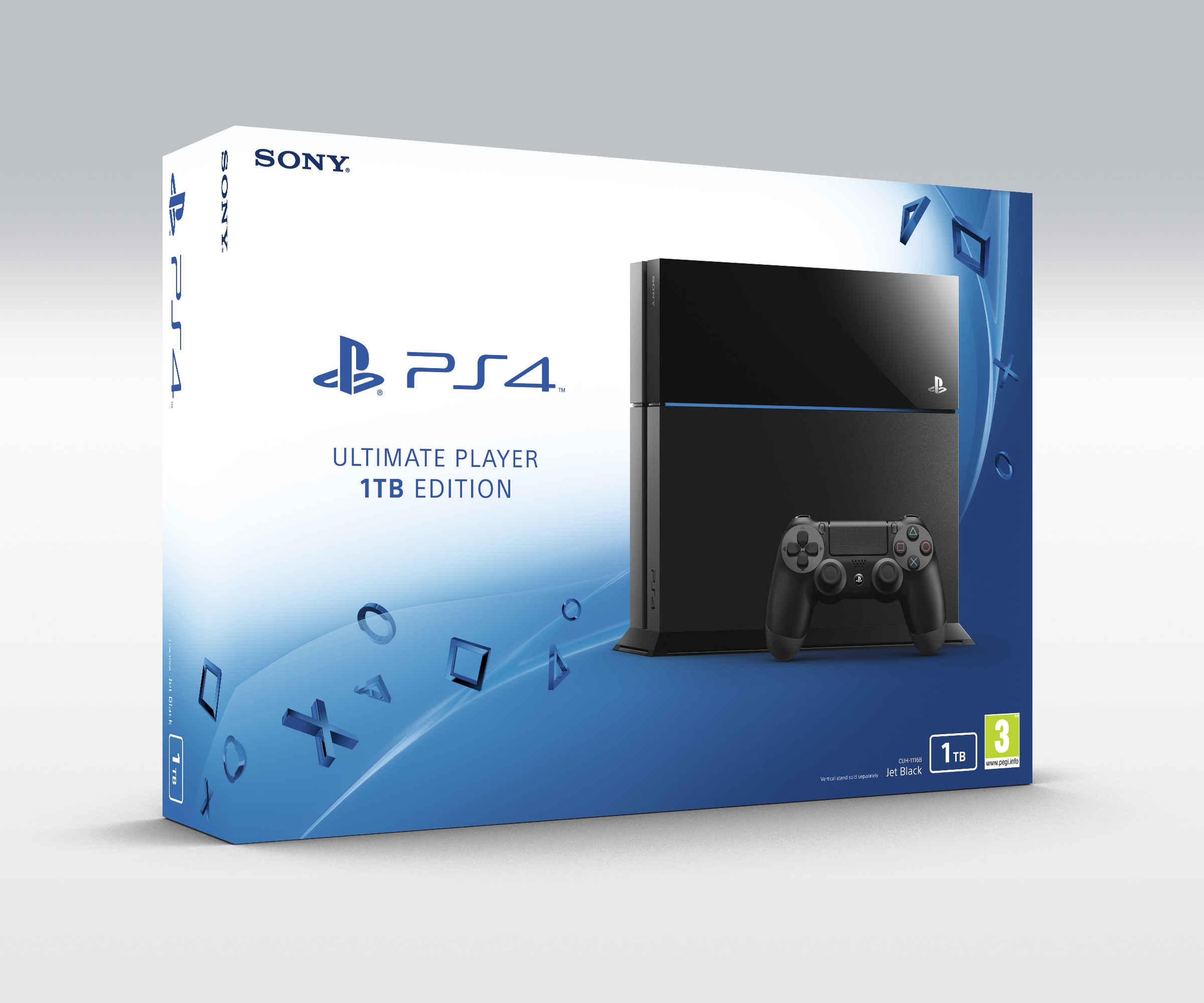 Bilder, Preise und weitere Infos zur PlayStation 4 CUH-1200