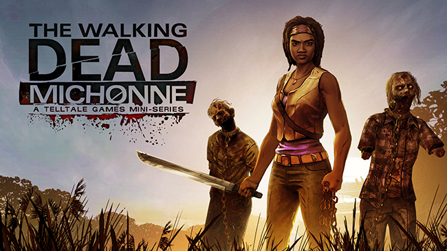 E3 2015: The Walking Dead: Michonne offiziell angekündigt