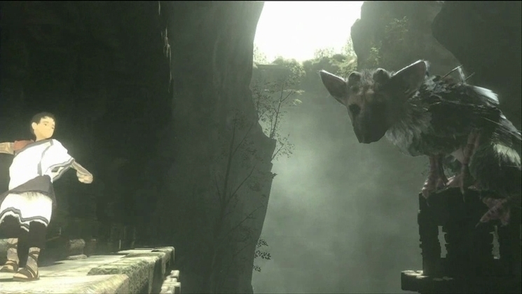 The Last Guardian auf der E3 2015?