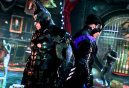 Batman Arkham Knight Launch Trailer