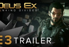 Deus Ex Mankind Divided im neuen Trailer
