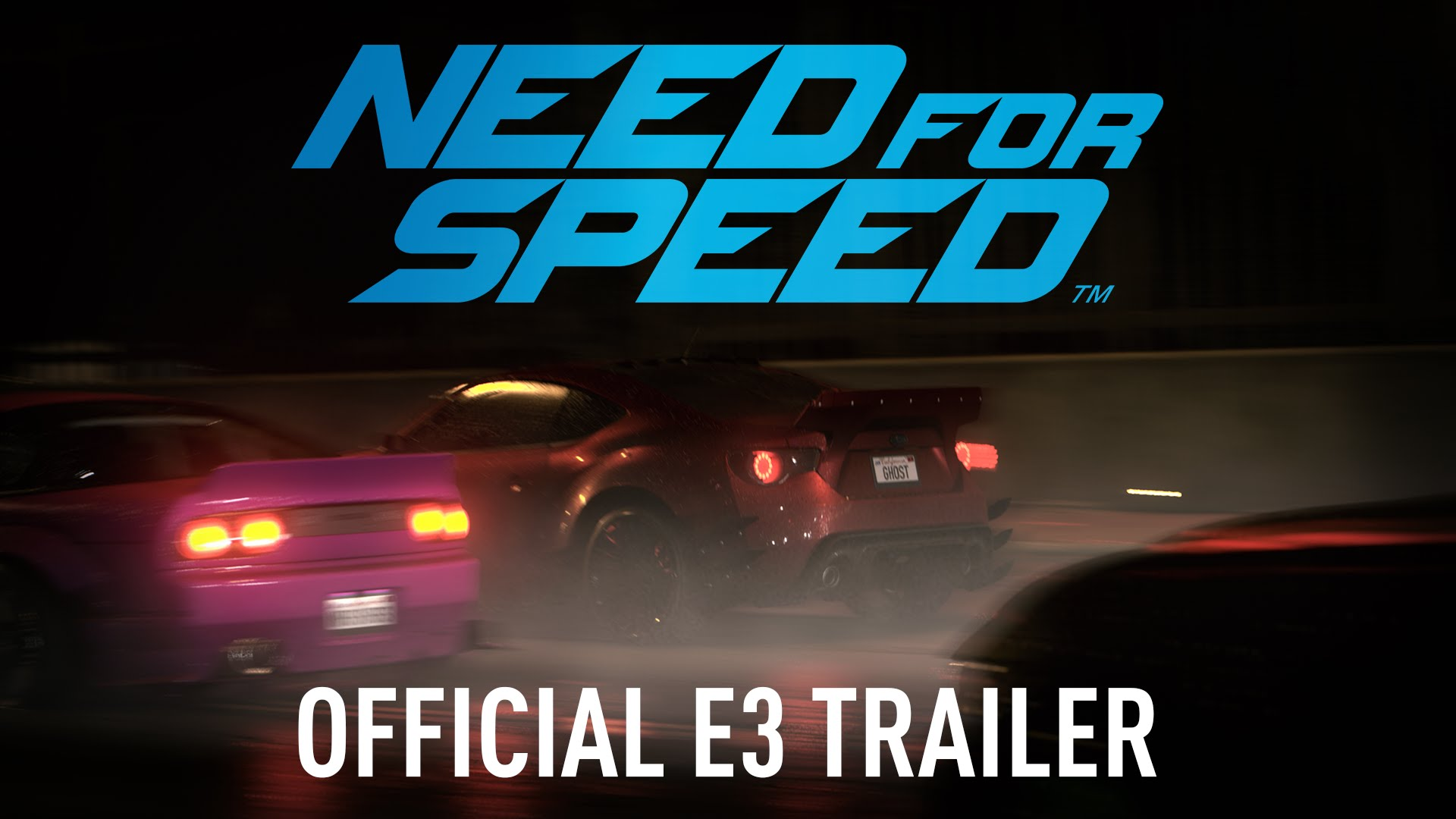 e3 2015 need for speed im ersten gameplay trailer ps4 news alle news videos und tests zur. Black Bedroom Furniture Sets. Home Design Ideas