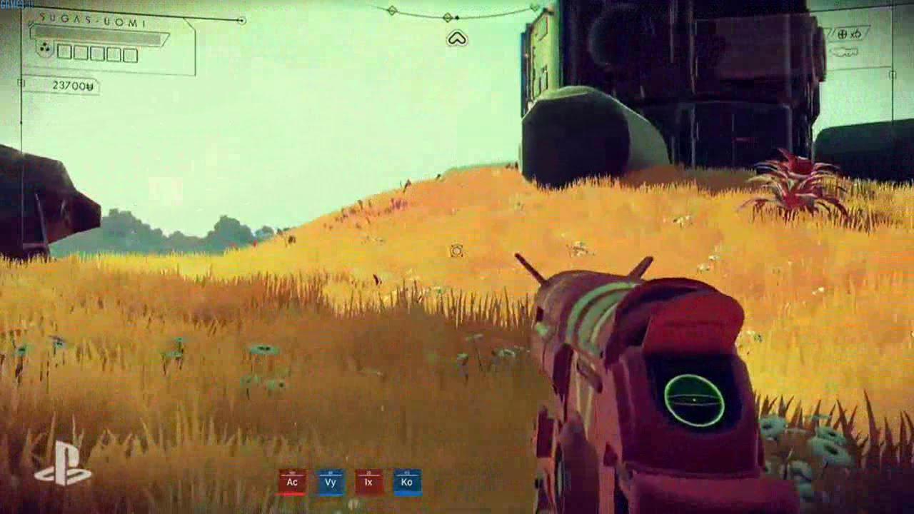 E3 2015: No Mans Sky Präsentation