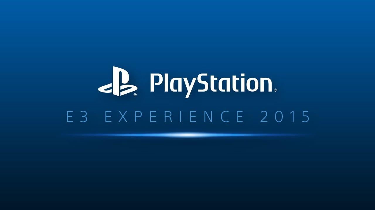 E3 2015: Sony Pressekonferenz Mittschnitt