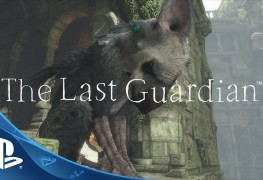 E3 2015: The Last Guardian für PlayStation 4 vorgestellt