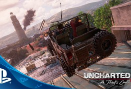 E3 2015: Uncharted 4 im frischen Gameplay-Trailer