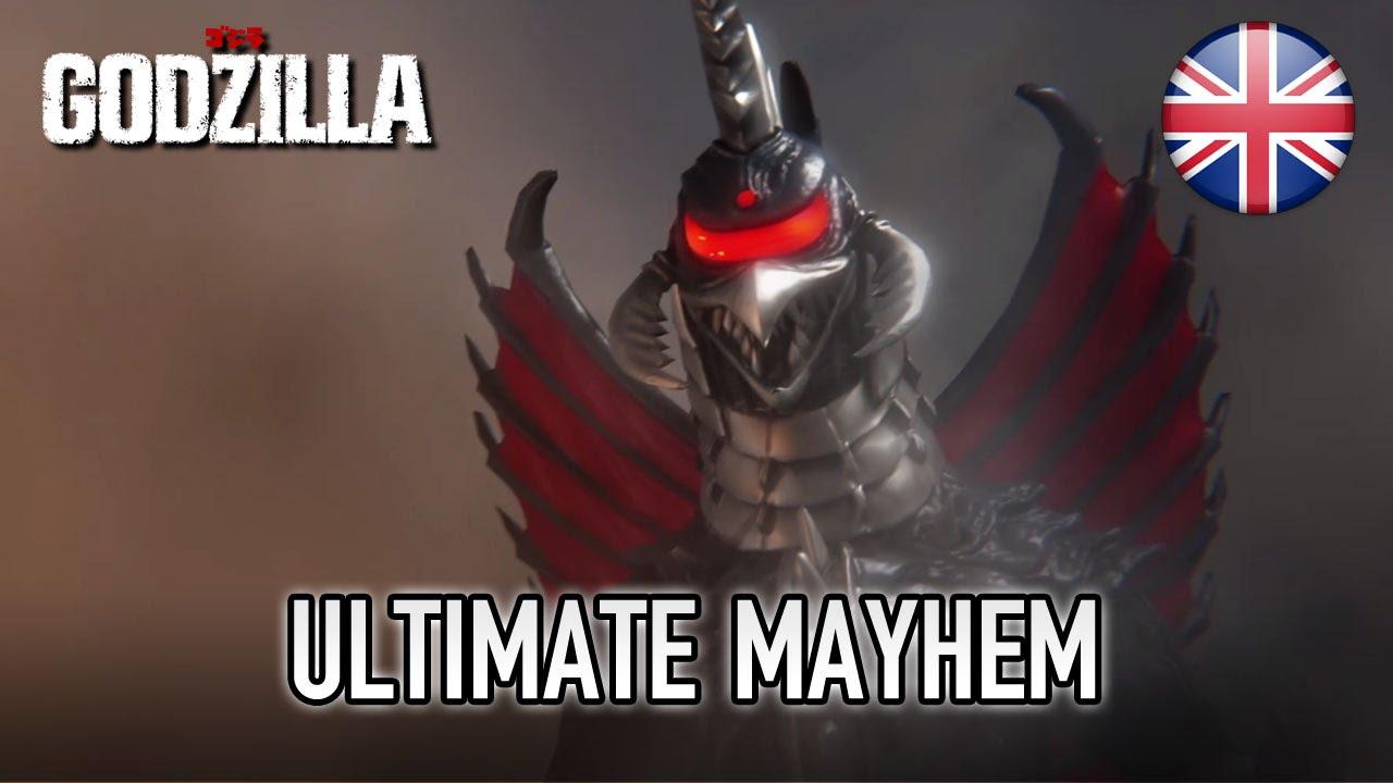 Godzilla im E3 2015 Trailer