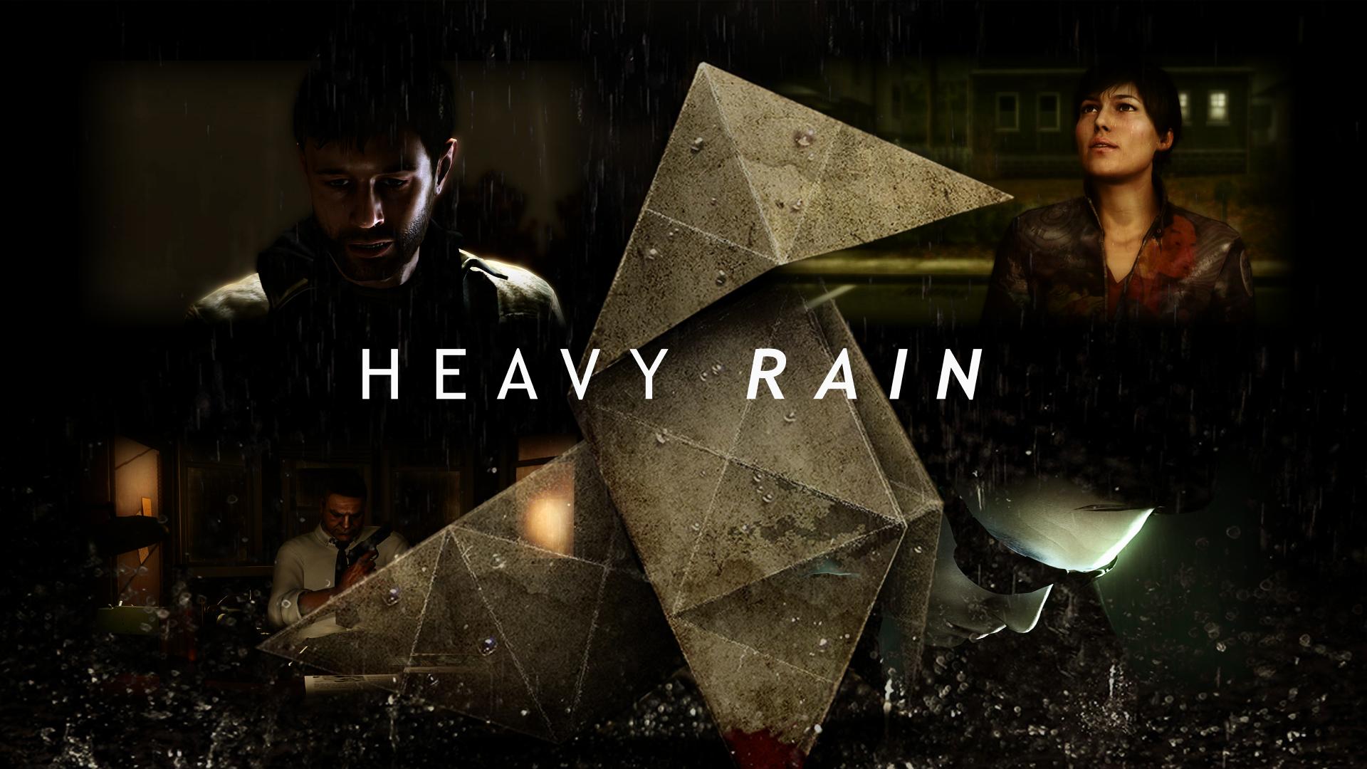 Beyond Two Souls und Heavy Rain demnächst auch als Remastered
