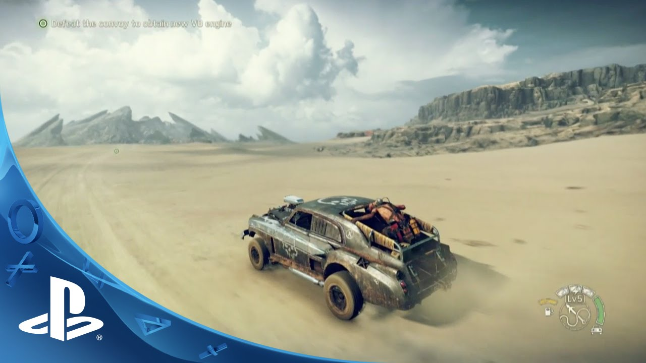 Mad Max: Neues Gameplay-Video aus dem Livestream