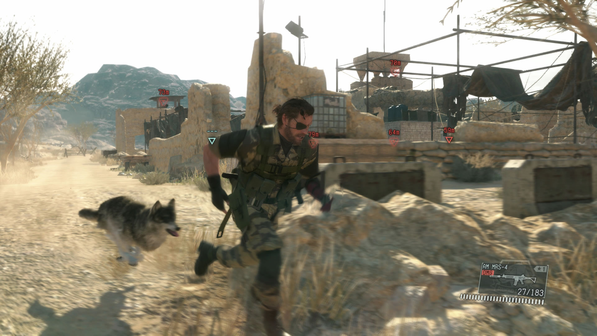 E3 2015: Metal Gear Solid 5 The Phantom Pain Screenshots