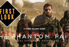 Metal Gear Solid 5 The Phantom Pain im Preview-Video