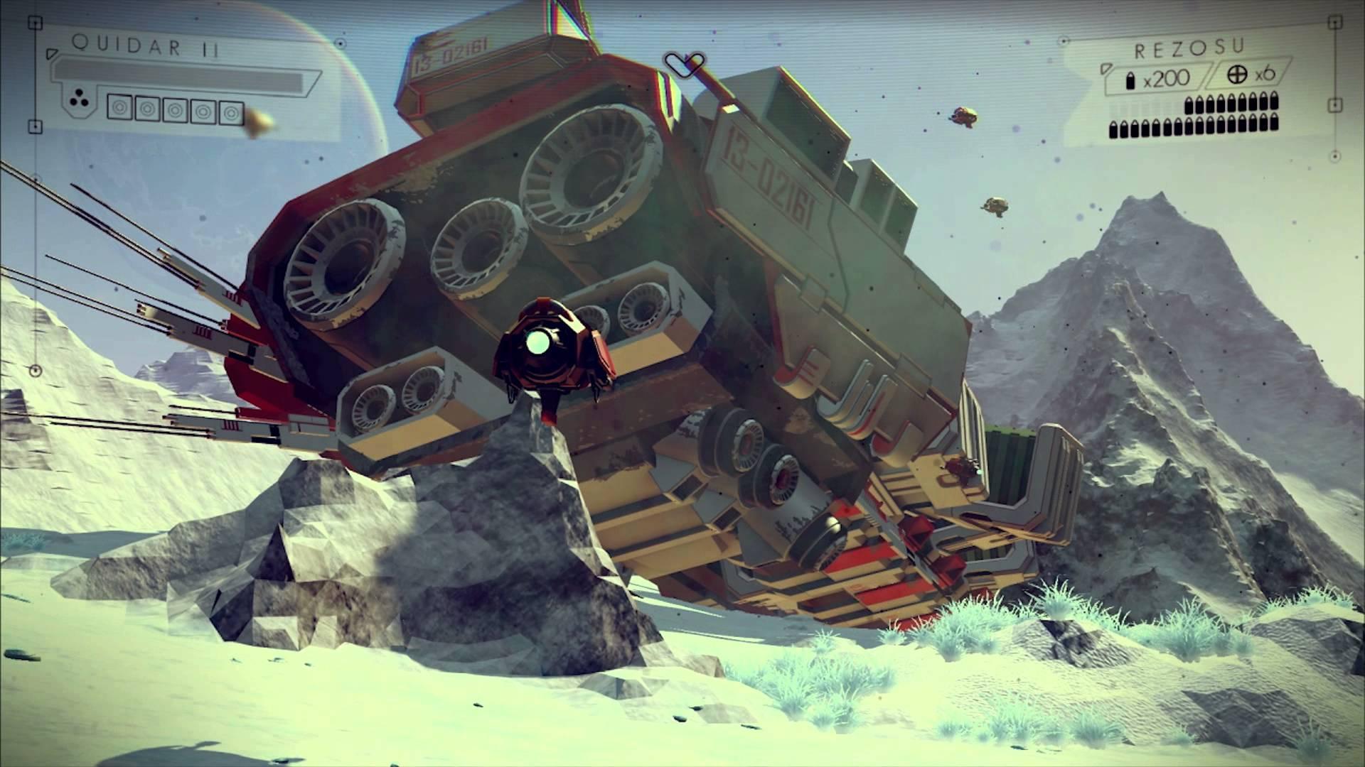 No Mans Sky: Release auf PC und PS4 gleichzeitig
