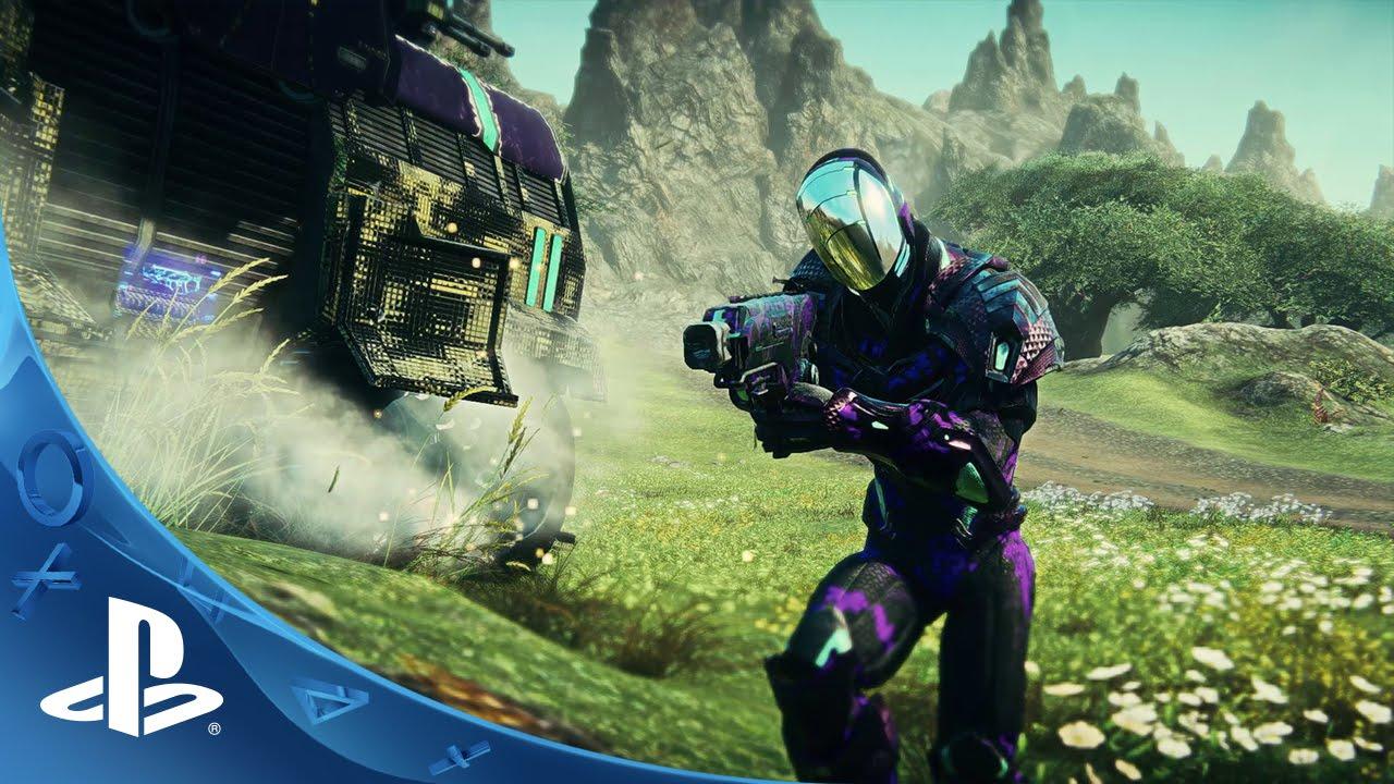 Planetside 2 Launch Trailer veröffentlicht