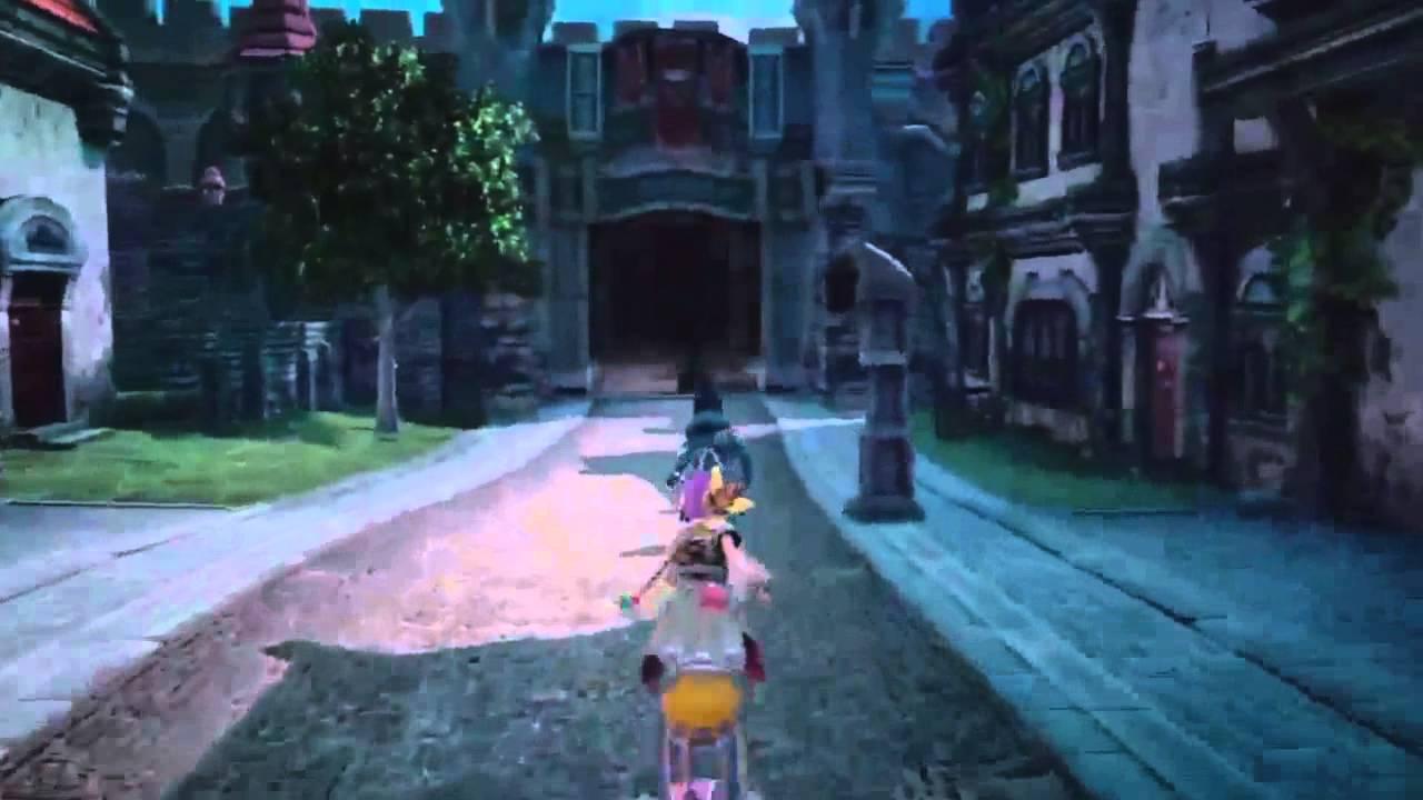 Star Ocean 5 2016 für PS4 angekündigt