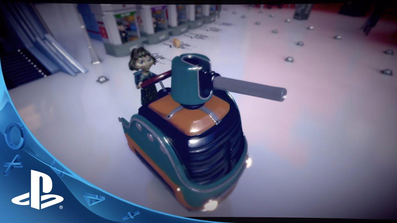 The Tomorrow Children im Herbst 2015 für PS4
