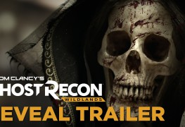 Tom Clancy's Ghost Recon Wildlans Reveal Trailer