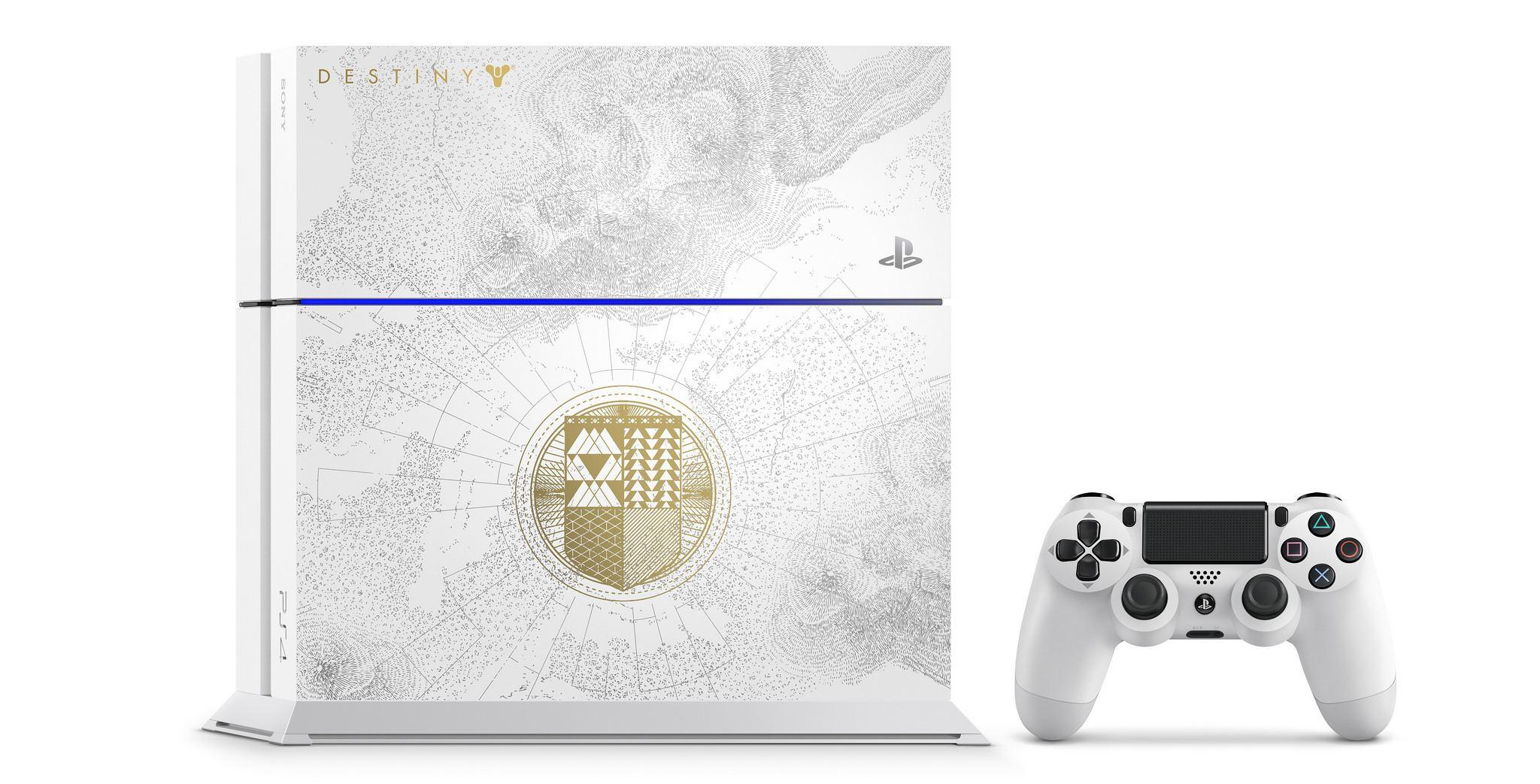 Destiny: Neues PS4 Bundle zum König der Besessenen DLC
