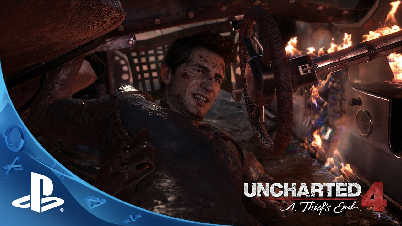 Uncharted 4 Extended E3 2015 Gameplay-Video veröffentlicht